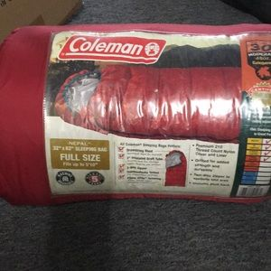 Sleeping bag Coleman